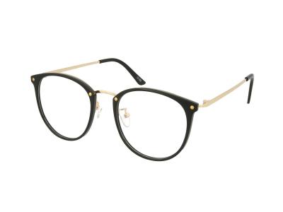 Blaulichtfilter Brillen ohne Sehstärke Computer-Brille Crullé TR1726 C1