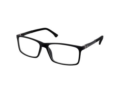 Blaulichtfilter Brillen ohne Sehstärke Computer-Brille Crullé S1714 C1