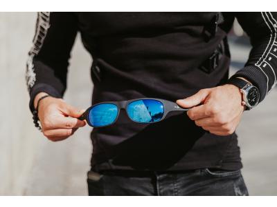 Sonnenbrillen Crullé Flexible C2
