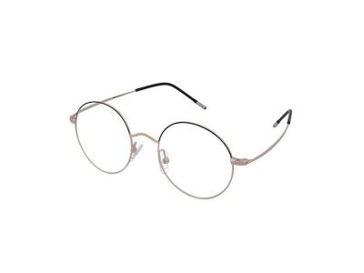 Blaulichtfilter Brillen ohne Sehstärke Computer-Brille Crullé 9236 C3