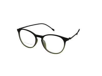 Blaulichtfilter Brillen ohne Sehstärke Computer-Brille Crullé S1720 C3