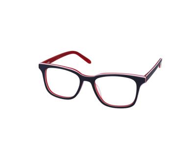 Blaulichtfilter Brillen ohne Sehstärke Computer-Brille Crullé Kids 2760 C1