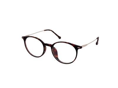 Blaulichtfilter Brillen ohne Sehstärke Computer-Brille Crullé S1729 C3