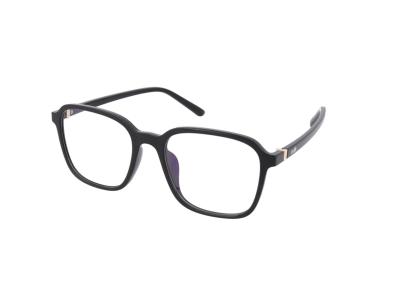 Blaulichtfilter Brillen ohne Sehstärke Computer-Brille Crullé TR1734 C1