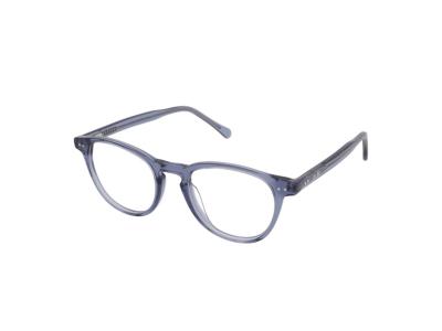 Blaulichtfilter Brillen ohne Sehstärke Computer-Brille Crullé Clarity C4